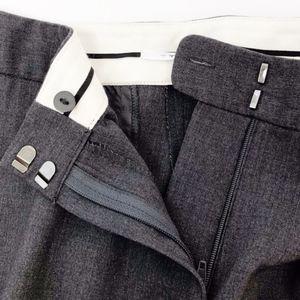 T Tahari Pants - t tahari | grey wide leg dress pants sz 8